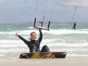 4 Days Refresher Kitesurfing Holidays in Langebaan, Western Cape, South Africa