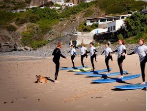 8 Days Surf and Yoga Retreat in Portugal