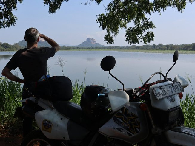 6 Days Trail-Riding Motorbike Tour Sri Lanka