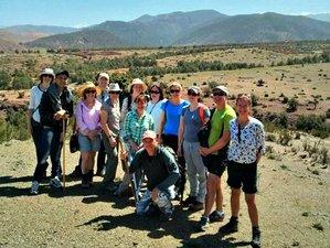 6 Tage Wander, Meditations und Yoga Urlaub in Marokko