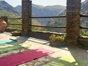 8-Daagse Lente Yoga Retraite Andalusië, Spanje