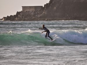 7 Days Surf and Yoga Camp in Las Palmas, Canary Islands, Spain