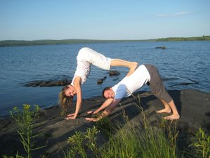 22 Days 200hr Yoga Teacher Training in Maine, USA
