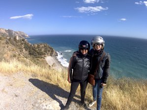 8 Day Royal Enfield Sierras and Costa Guided Motorcycle Tour in Granada, Andalucia