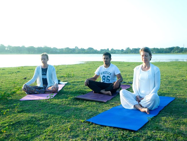5 Days Safari Yoga Retreat in Sri Lanka