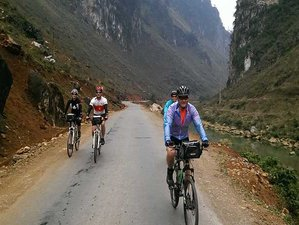 15 Days Sightseeing Bike Tour in Mysterious Northeast Vietnam