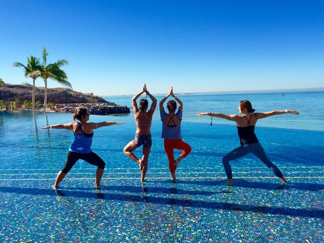 4 Tage Transformierender Yoga Retreat Kalifornien, USA