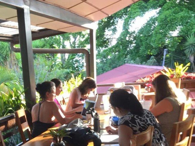 8 Days Travel, Writing, and Yoga Retreat in Alajuela, Costa Rica