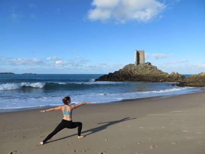 3 Days Stress Control Yoga Retreat in France