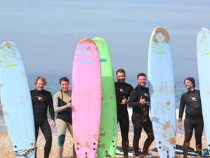 3 Day Surf Camp with Yoga in the Amazing Tamraght