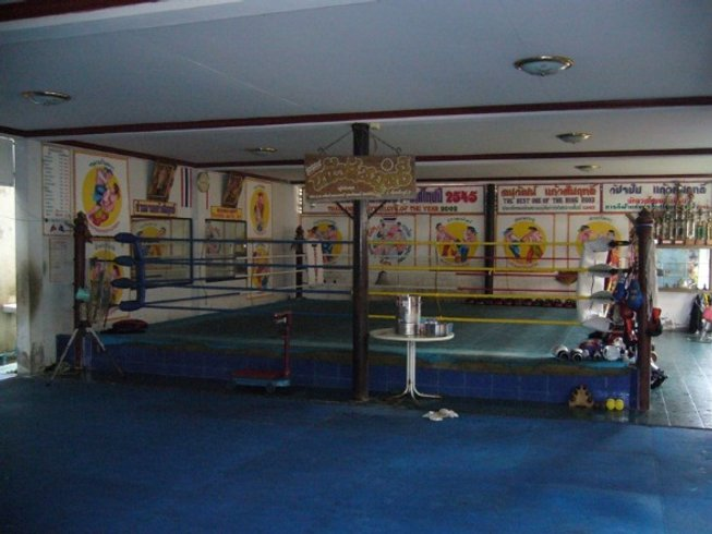 1 Month of Muay Thai Training in Bangkok, Thailand