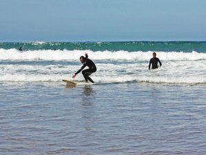 5 Day Yoga Holiday and Surf Camp in Tamraght, Agadir