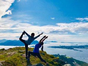 4 Day Weekend Hiking Yoga Retreat in Ålesund