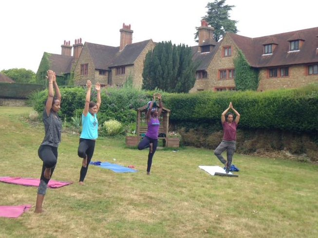 3 Days Silent Weekend Yoga Retreat in London, UK