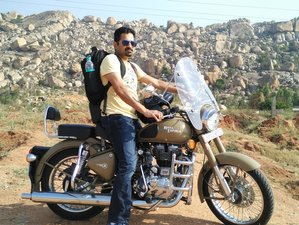 3 Day Ancient Chola Trail Guided Motorcycle Tour from Chennai