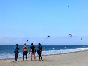 8 Tage Yoga und Kitesurf Retreat für Erwachsene Aller Level in Punta Farallón, Ñuro