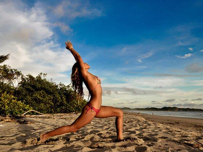 7 jours relaxants en stage de surf et de yoga à Santa Catalina, Panama