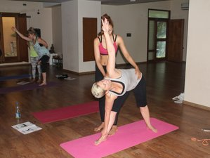 28 Days 100-Hour Yoga Teacher Training in India