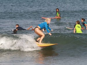 8 Days Regular Spanish and Surf Camp in Puerto Escondido, Mexico