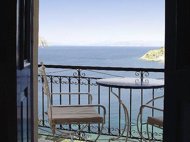 8 Days Painting, Wine, and Chocolate Yoga Retreat Symi, Greece