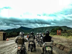 7 Day Guided Motorcycle Tour of the 5 Wonders of Santa Cruz in Bolivia