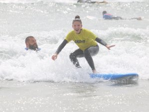 6 Day Fun Surf Camp in Porto, Norte Region