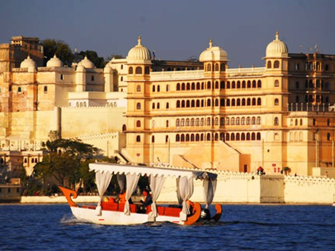 16 Days Culture and Culinary Tour India