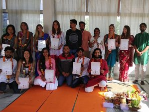 100 Hour Yoga Teacher Training in Rishikesh, India Yoga for Beginners