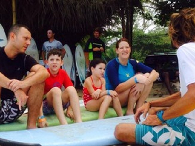 7 Days Costa Rica Surf Camp for Beginners