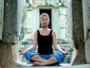 5 Days Cambodia Yoga Retreat for Burnout in Siem Reap