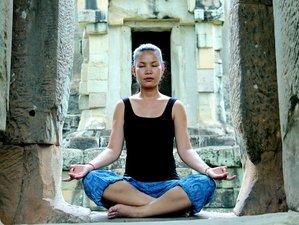 5-Daagse Cambodja Yoga Retraite tegen een Burnout in Siem Reap