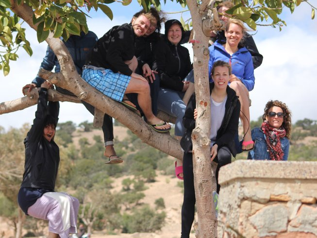 4 Days Surf and Yoga Camp in Tamraght, Morocco