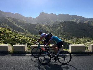 8 Days Cycling Training Camp in Tenerife, Spain
