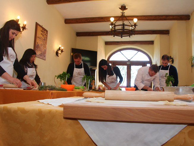 3 Days Pasta Cooking Holiday in Amalfi Coast, Italy