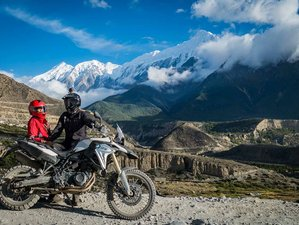 9 Days BMW Guided Motorcycle Tour in Nepal