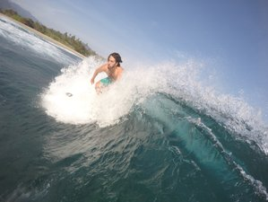 6 Day Fun Surf Camp in Tayrona National Park, Magdalena