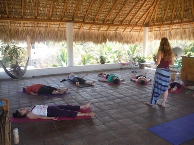 7 Days Sanctuary Experience Yoga Retreat in Mexico