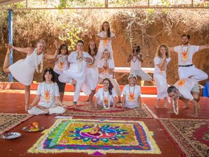 25 Day 200-Hour Yoga Teacher Training in Goa
