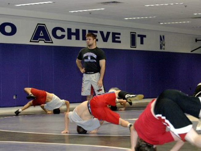 5 Days Intensive Wrestling Summer Camp in Illinois