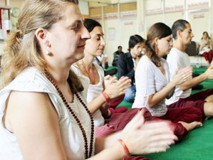 58 Days 500-Hour Yoga Teacher Training with Certification in India (1350 USD)