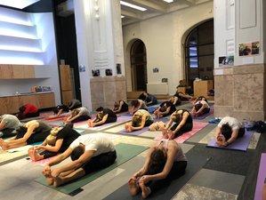 18 Day 200-Hour Yoga Teacher Training Course in Tapovan, Rishikesh