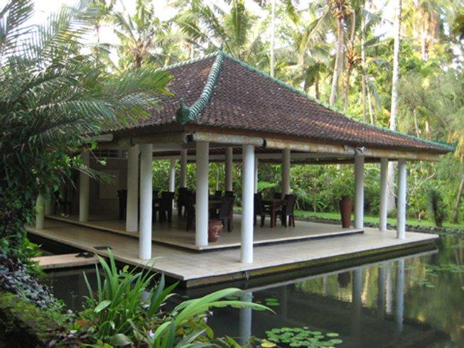 24 Days Spiritual Practice and 200-Hour Yoga Teacher Training in Bali, Indonesia
