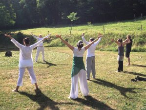 2 jours en stage de Kriya yoga en Alsace, France