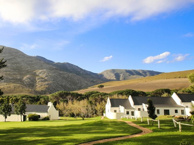 4 Days Detox and Yoga Retreat Western Cape, South Africa