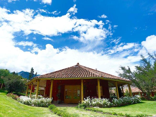 5 jours en stage de yoga dans la vallée sacrée à Cusco, Pérou