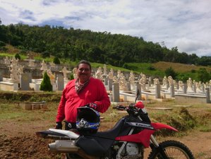 2 Day Guided Enduro Tour to the Khun Tan Mountains and Phrao Valley in Northern Thailand