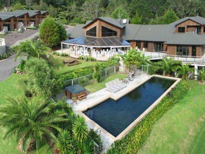 3 Days Luxury Yoga Weekend in New Zealand