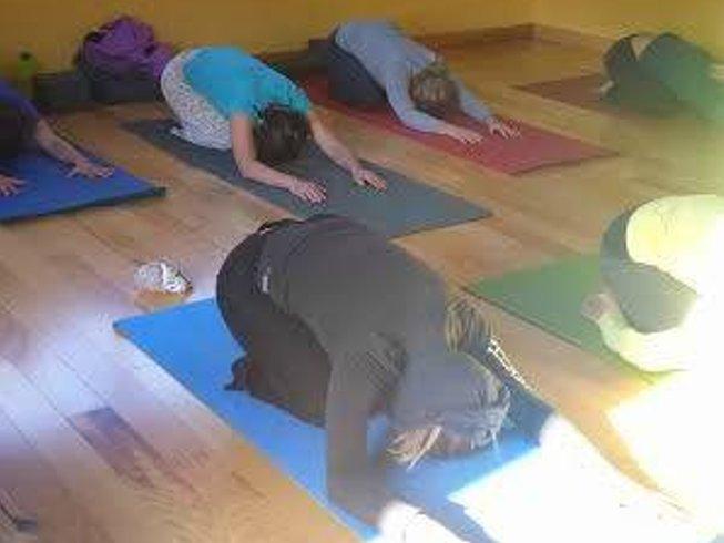 4 Tage Yoga Urlaub in Kalifornien