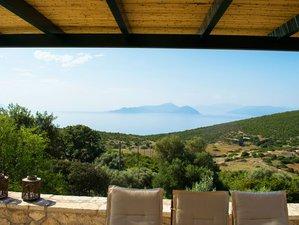 8-Daagse Indiase Meditatie en Genezing Yoga Retraite in Lefkada, Griekenland