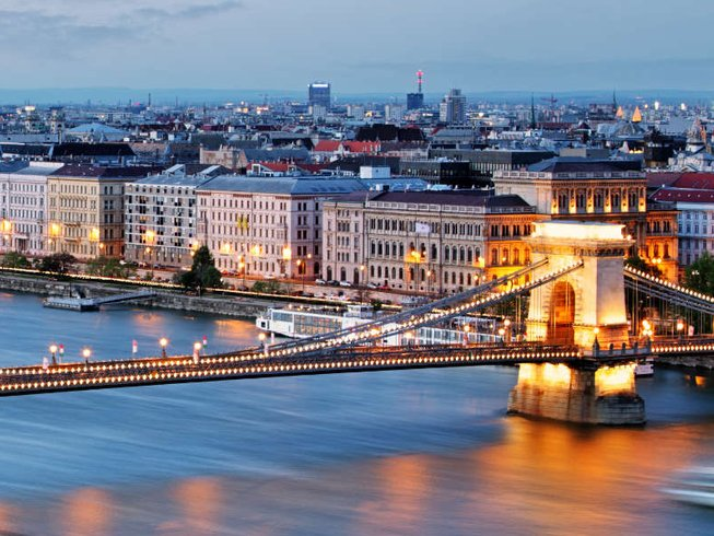 5 Days Budapest Yoga Holiday in Hungary